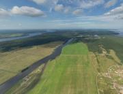 Коттеджный поселок «Тайпале Плаза» аэрофото, панорама, аэрофотосъемка