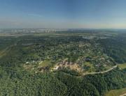 Аэрофотосъемка Юкки, панорама, аэрофото