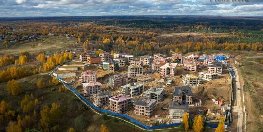 Панорама ленинградской области