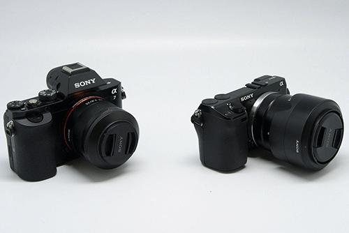Техника для аэрофотосъемки Sony NEX и Sony a7R