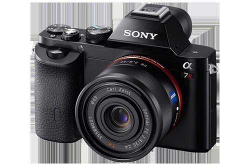 Камера для Аэрофотосъемки - Sony a7R