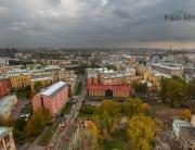 Аэрофотосъемка городской застройки
