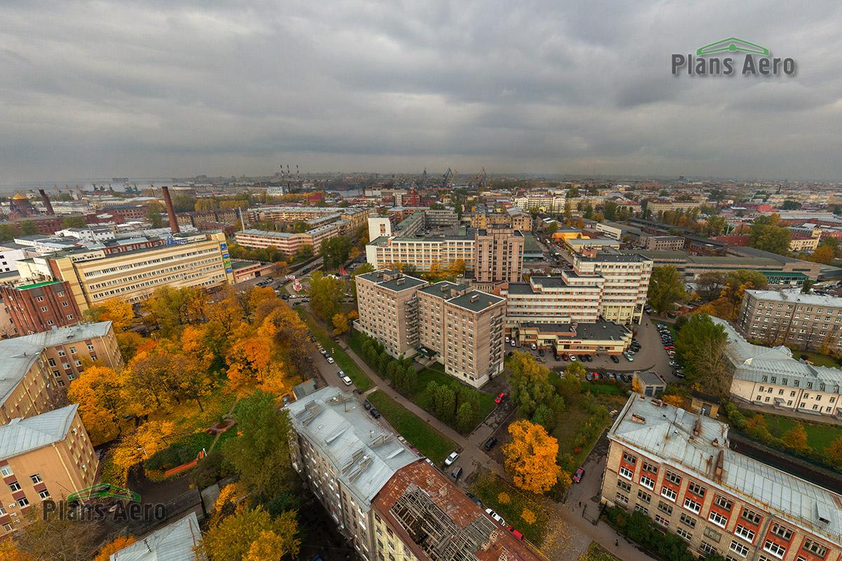 Аэрофотосъемка в Санкт-Петербурге