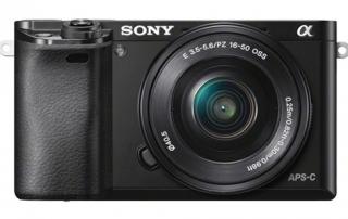 Камера для съемки с воздуха Sony α6000
