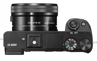 Sony α6000 новая камера для аэрофотосъемки.