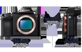 Компактная полнокадровая камера для АэроФотосъемки.