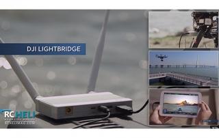 Цифровой видеолинк DJI Lightbridge.