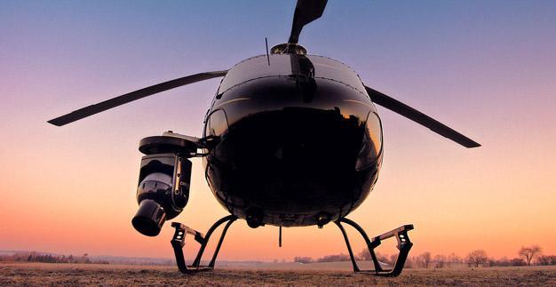 Аэрофотосъемка с вертолета