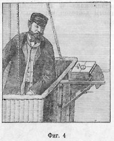 Аэрофотосъемка - первая специализированная камера для съемки с воздушных шаров. А.М. Кованько