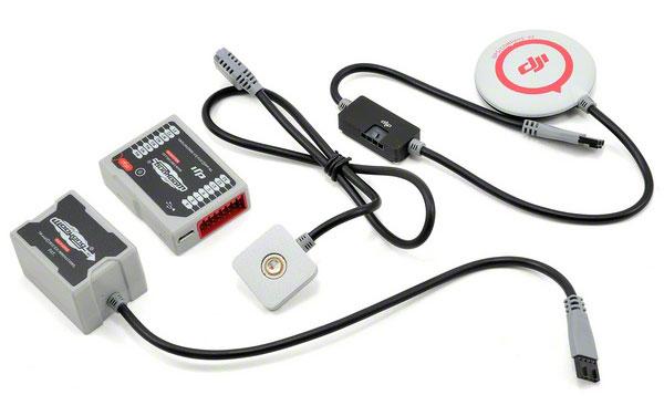 Революционный полетный контролер для мультикоптеров от DJI-Innovations