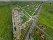 Панорама ЖК Есенин Village - Аэрофотосъемка. ПлансАэро.