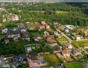Панорама: пос. Александровская - Аэрофотосъемка.