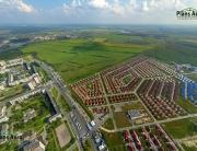 Панорама: Жилой Комплекс Новая Ижора - Аэрофотосъемка. ПлансАэро