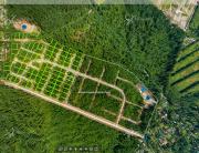 """3D панорама: """"Савоя"""" Коттеджный поселок, аэросъемка"""