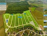 """3D панорама: """"Горки-Лэнд 2"""" Коттеджный поселок, генплан."""